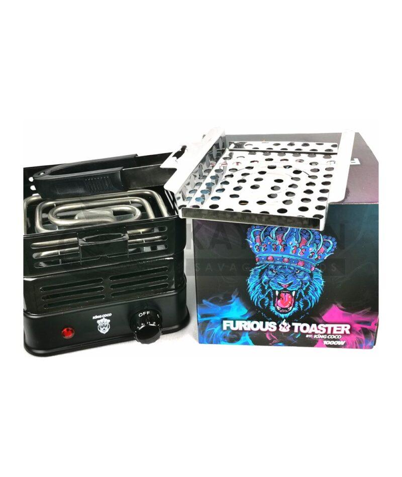 Hornillo Furious Toaster King Coco 1