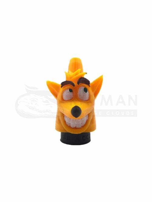 Boquilla 3D Crash Bandicoot