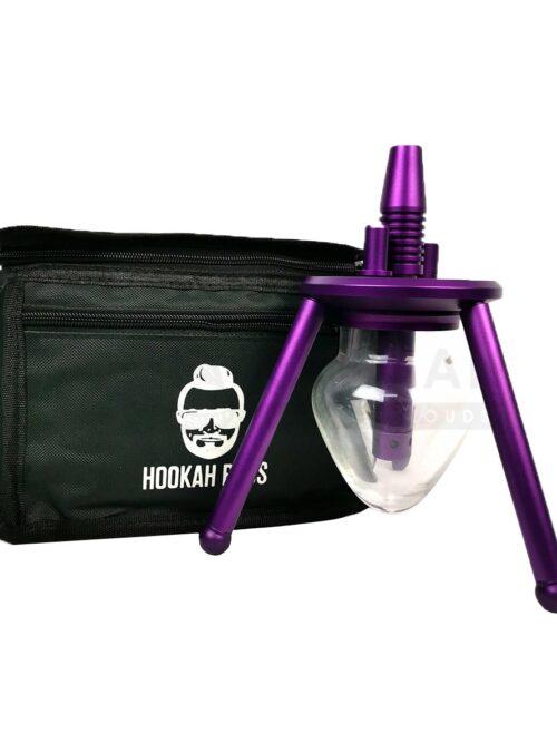 Cachimba Hookah Máster Boos Trípode Purple 1