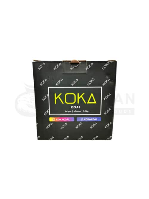 Carbón Koka Koal