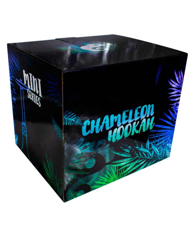 caja chameleon