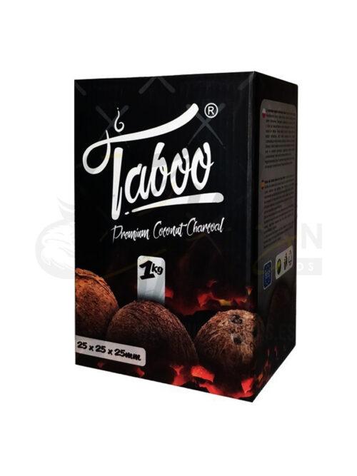 Carbón Taboo 25mm 1 Kg