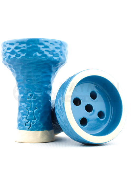Cazoleta Medusa Shisha Shop Elemento Agua 2.0 - Blue