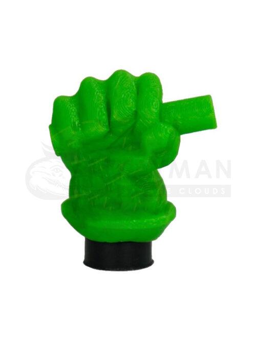Boquilla 3D Puño Hulk