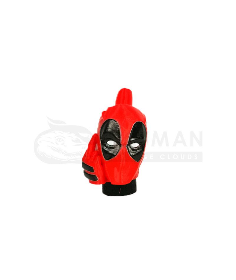 Boquilla 3D Deadpool