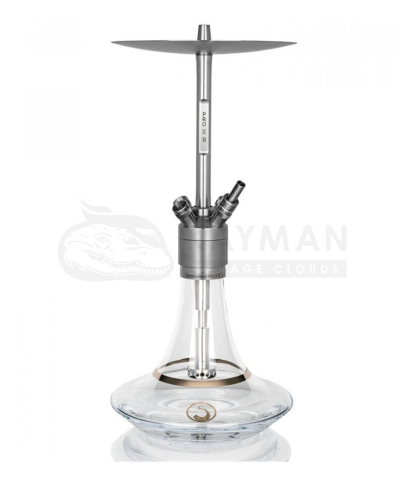 Cachimba Steamulation Classic Pro X II Clear