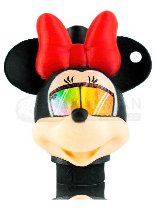 Boquilla 3D Minnie Gafas